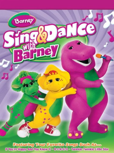 Amazon Com Barney Sing Amp Dance With Barney Lionsgate