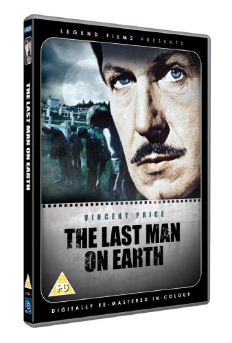 The Last Man on Earth (Digitally remastered in colour) [DVD] [1964]