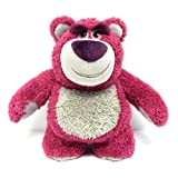 Disney Pixar Toy Story 3 Buddies Lotso 8 Inch Plush Bear (Color: red)