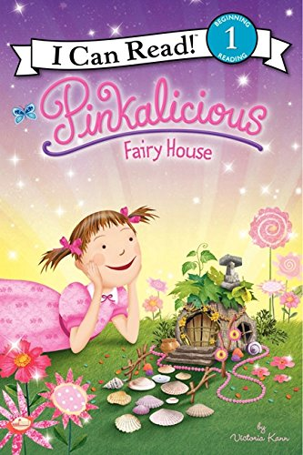 Pinkalicious: Fairy House (I Can Read Level 1) (Pinkalicious I Can Read compare prices)