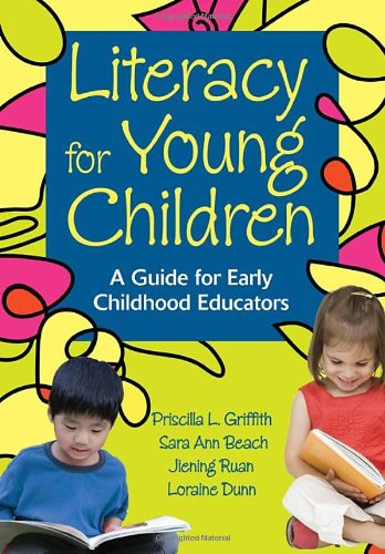 Literacy For Young Children: A Guide For Early Childhood Educators front-902532