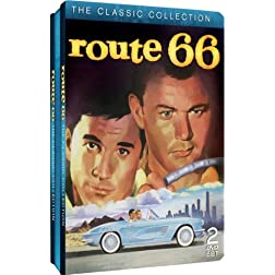 Route 66 - The Classic Collection - Embossed Slim Tin