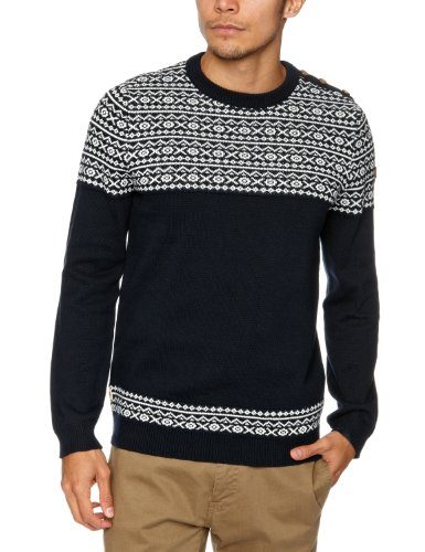 Weekend Offender Wonderland Gang Men's Jumper N/Cre XXX-Large