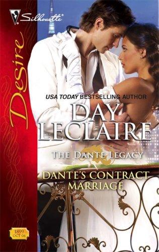 Image of Dante's Contract Marriage (Silhouette Desire)