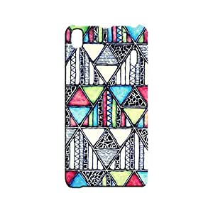IMPEX Designer Printed Back Case / Back Cover for Lenovo A7000 / K3 Note (Multicolour)