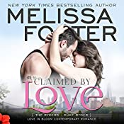Claimed by Love: Love in Bloom: The Ryders, Book 2 | Melissa Foster