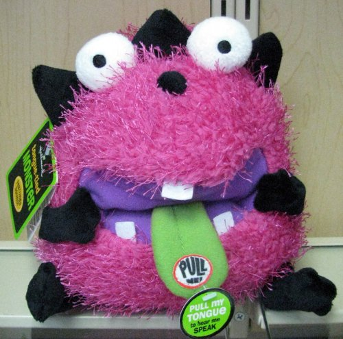 Hallmark Gifts - Halloween Plush 2010 Tongue Tied Monster by Hallmark - KID2114 - 1