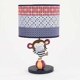 Cocalo Circus Act Nursery Lamp & Shade