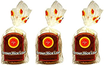 ENER-G FOODS  Bread-Rice Brown - 16 Oz Gluten Free 3 Pack