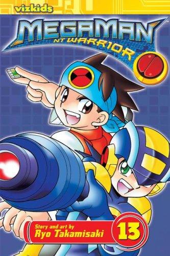 Megaman NT Warrior: Volume 13: v. 13