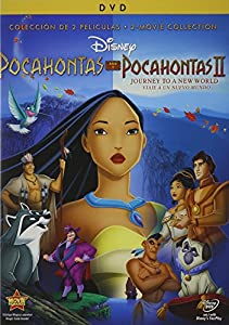 Pocahontas Two-Movie Special Edition (Pocahontas / Pocahontas II: Journey To A New World) (Spanish Version)