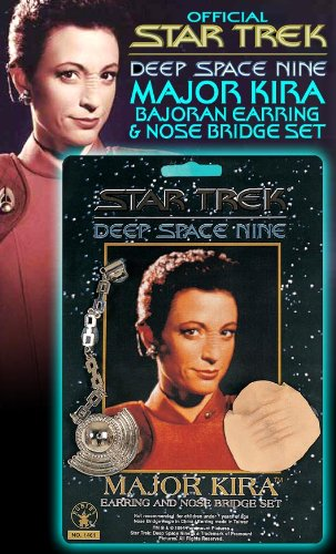 Bajoran Set Costume Accessory Set