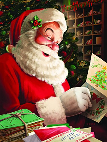 Letters to Santa a 500 piece jigsaw puzzle by SunsOut