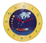 Wesco In The Night Garden Light Up Wall Clock