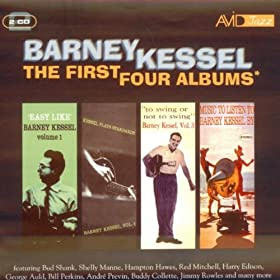 Barney Kessel Plays Standards: Love Is Here To Stay (Remastered)