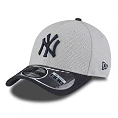New York Yankees 2Tone Diamond Era 39THIRTY Stretch Fit Cap by New Era by New Era