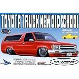 "#3 Toyota Truck ""New Old School"" 95 W/camper Top LH Drive"