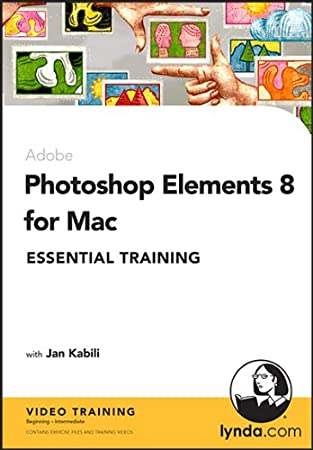 Photoshop Elements 8 For Mac Essential Training
