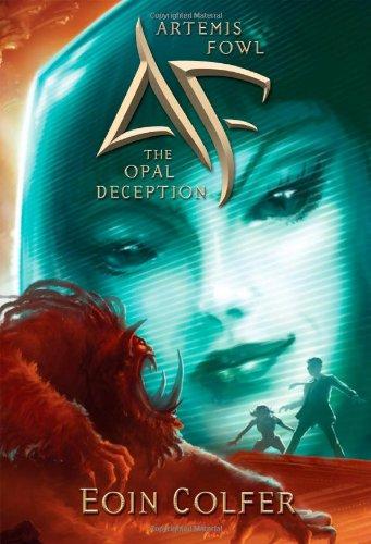 saga artemis fowl opération opale