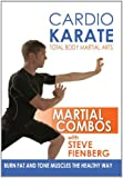 Cardio Karate Martial Combos DVD with Steve Feinberg