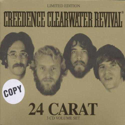 Creedence Clearwater Revival - 24 Carat By Creedence Clearwater Revival (2002-12-09) - Zortam Music