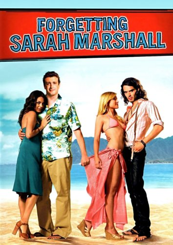 FORGETTING SARAH MARSHALL on Amazon Prime Instant Video UK