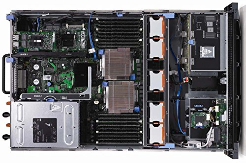 Dell PowerEdge R710 LFF 2x E5506 Quad Core 2.13 Ghz 24GB RAM 2x 300GB 15K HDDs 4x 2TB SAS HDDs Perc 6/i 2x 570W 1 Year Warranty sale 2016