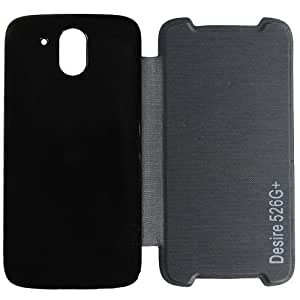 Wellcare Flip Cover For HTC Desire 526G+