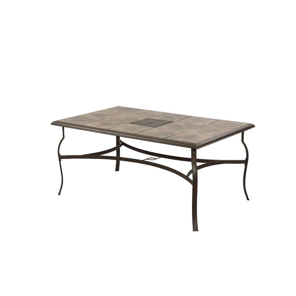 Belleville Rectangular Patio Dining Table 0