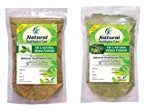 #9: Natural Henna and Natural Indigo Powder Pack Of 2 by Natural Healthplus Care
