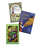 Fantasy Book Set: The Lion the witch and the Wardrobe - The Sorcerer's Stone - The bad beginning - the field guide - may bird and the ever after (The Unofficial #1 Box Set) (148408473X) by J.K Rowling