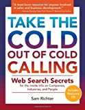 Take the cold out of cold calling book