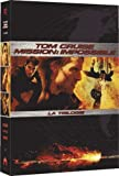 echange, troc Mission impossible : la trilogie - coffret 3 DVD