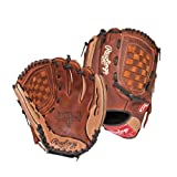 Rawlings Renegade Series 12-inch Youth Baseball Softball Glove (R120R) by Rawlings