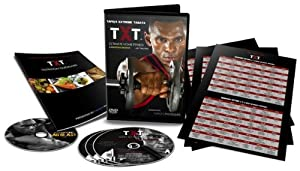 Tafiq's Extreme Tabata: TXT DVD Workout Series