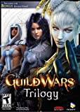 Guild Wars Trilogy and Eye of the North Floating Mosque Limited Edition Print Bundle - PC