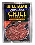 Williams Chili Seasoning Mix, 1-ounce (Pack of 6)