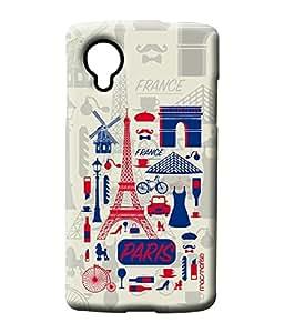 City of Paris - Sublime case for LG Nexus 5