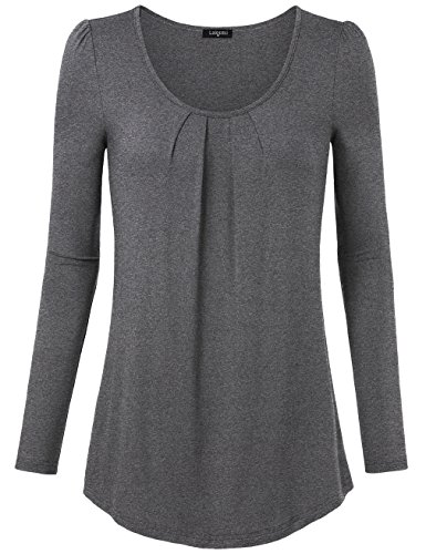 going-out-tops-for-women-laksmi-long-sleeve-scoop-neck-ruched-casual-t-shirt-blouse-l-cgy