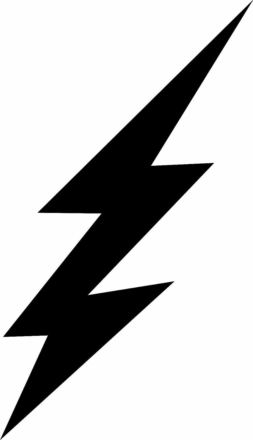 Free Flash Lightning Bolt Coloring Pages Lightning Bolt Coloring Page
