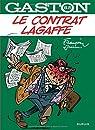 Gaston - Hors série, tome 5 : Le contrat Lagaffe par Jidéhem