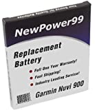 Garmin Nuvi 900 Battery - Extended Life