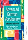 img - for Advanced German Vocabulary (Advanced Vocabulary) (German Edition) book / textbook / text book