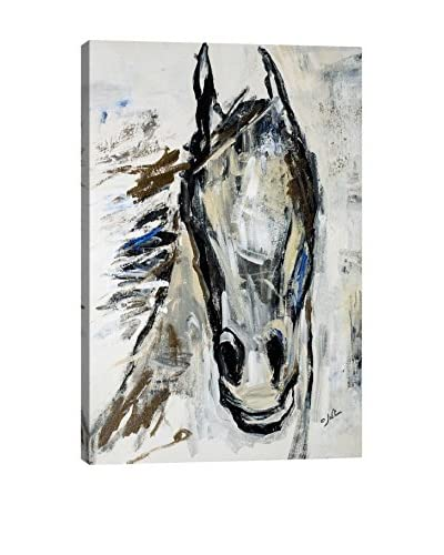 Julian Spencer Picasso's Horse I Gallery-Wrapped Canvas Print