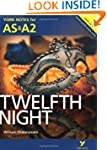 Twelfth Night: York Notes for AS & A2...