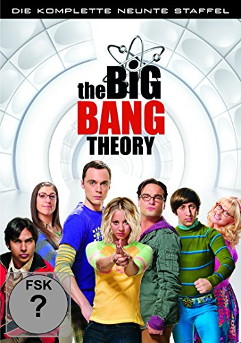 Cover The Big Bang Theory - Staffel 9 [3 DVDs]