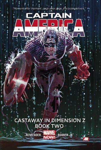 Captain America Band 2: Castaway im Buch Dimension Z 2 (jetzt Marvel)