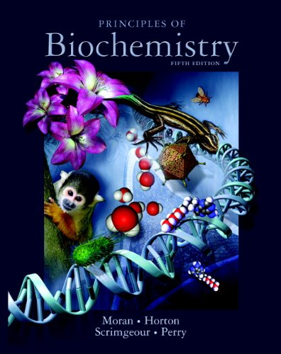 Principles of Biochemistry (5th Edition)