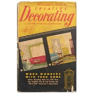 Homemakers Guide to Creative Home  Decorating