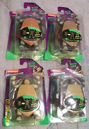tmnt-water-growing-toys-all-4-turtles-2014-nib-wicked-cool-toys